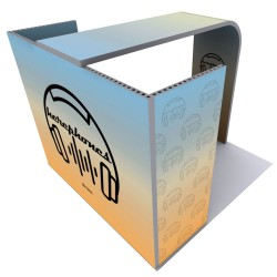 Modco Modular 4 - 10x10 Graphic Package