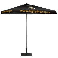 Outdoor Umbrella Full Color Print (Graphic Package)