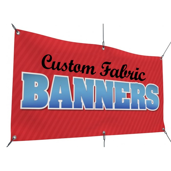 Fabric Banner Printing Houston